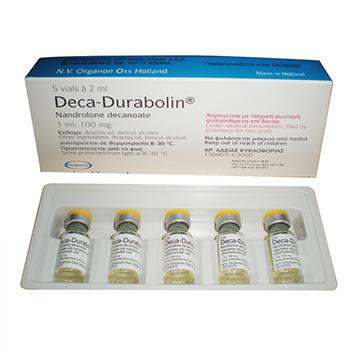 Vendita e prezzo Deca-Durabolin Organon, dove acquistare